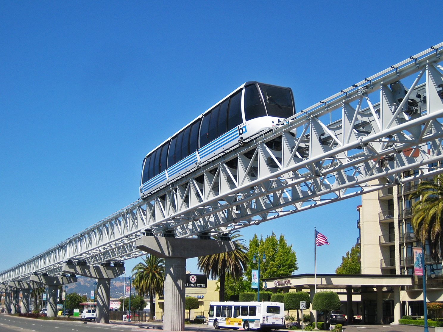Automated People Mover